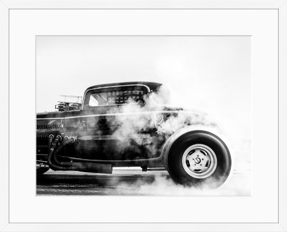 Gasser Burnout  / Fotografi