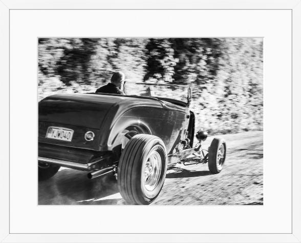 Hot Rod speed  / Fotografi