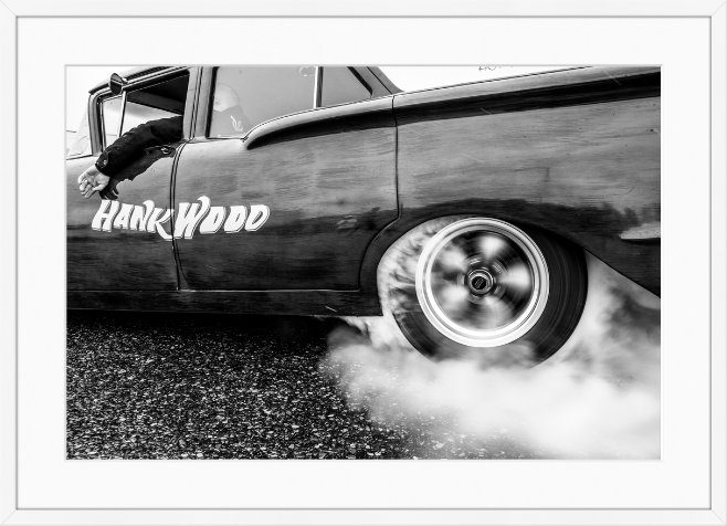 Hank Wood  / Fotografi