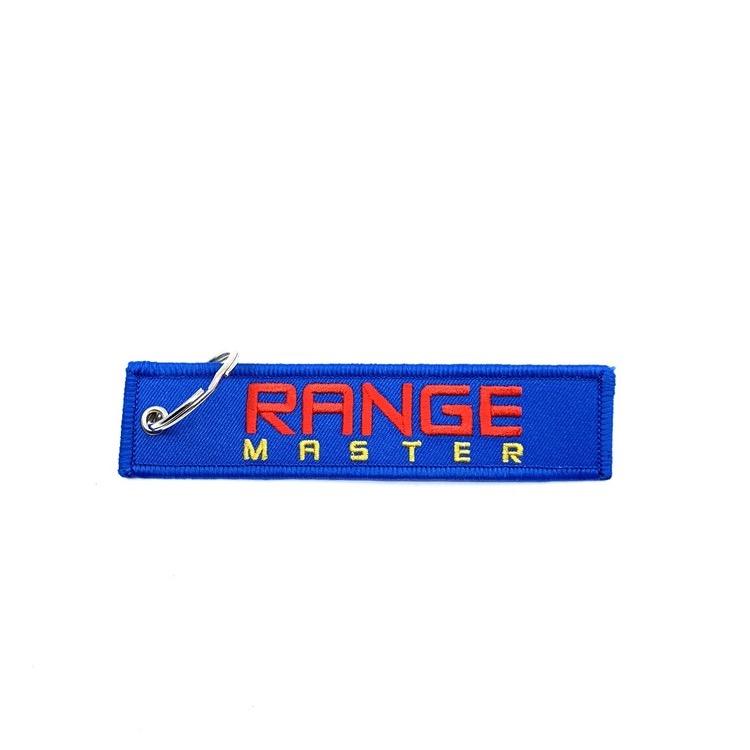 RangeMaster - Keychain - Focus Attack