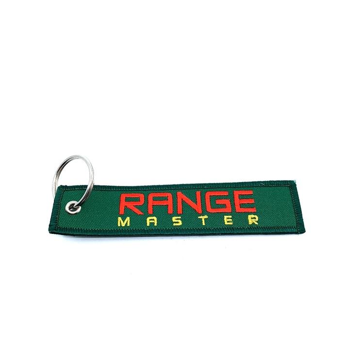 RangeMaster - Keychain - Tap Rack Bang