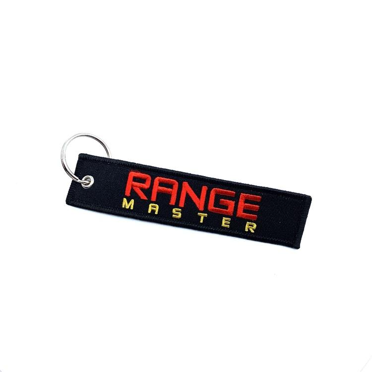 RangeMaster - Keychain - Diligentia vis Celeritas
