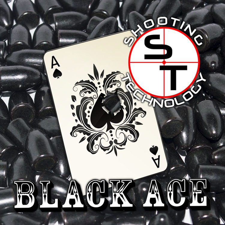 ST - Black Ace - 9mm / .356 / 147grs / RN