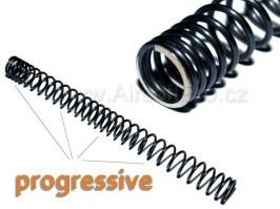 RC Tech - Special 1911-2011 Progressive recoil spring