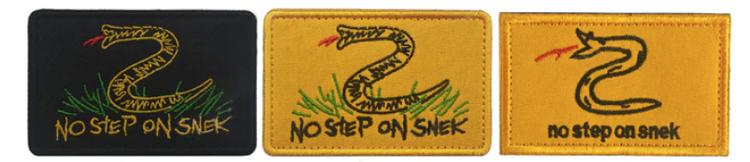 No step on snek - Patch