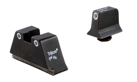 Trijicon - Bright & Tough Night Sight Suppressor Set - Glock Standard Frames