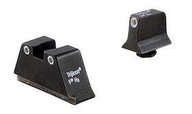 Trijicon - Bright & Tough Night Sight Suppressor Set - Glock Standard Frames