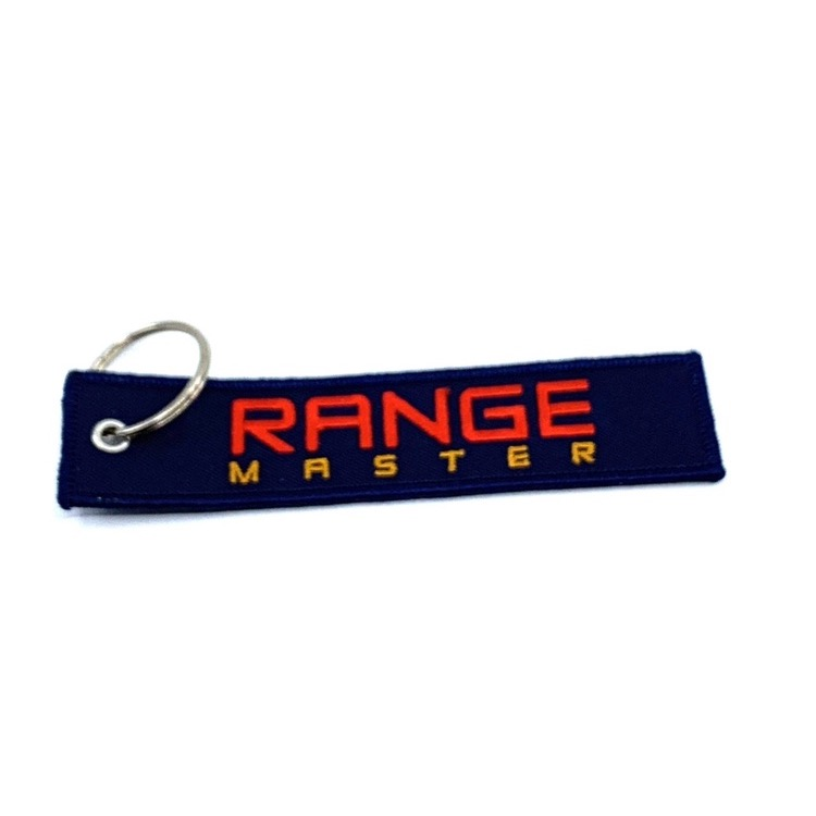 RangeMaster - Keychain - Running and gunning