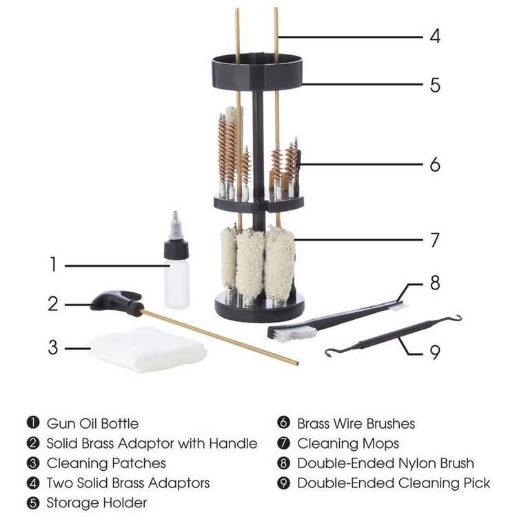 Hylsa -  Vapen rengöringssats