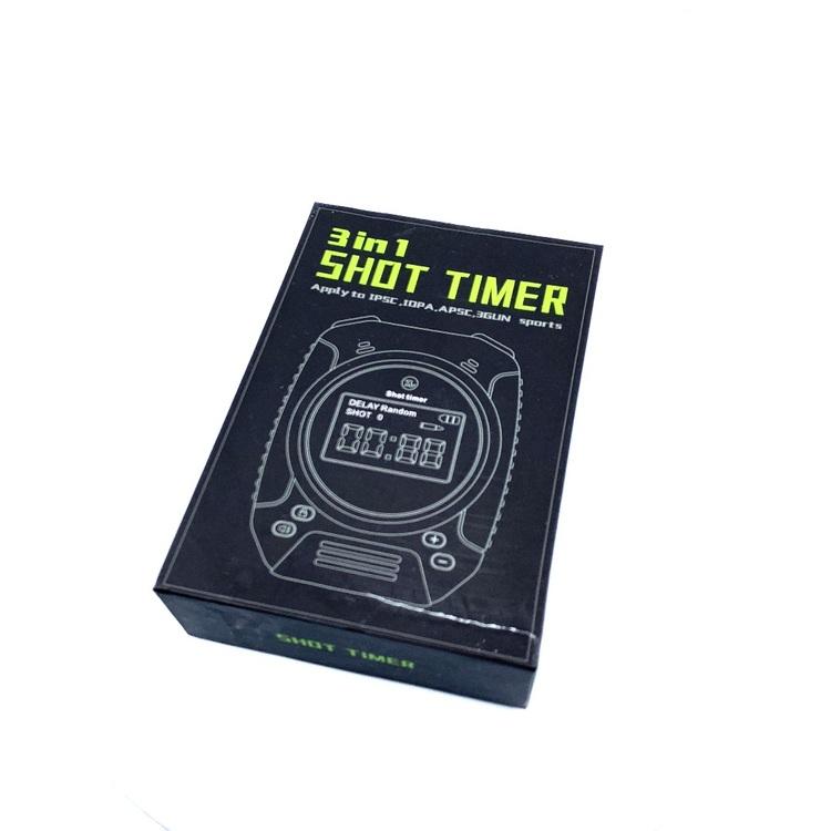 Shooting Timer P.I.E. timer