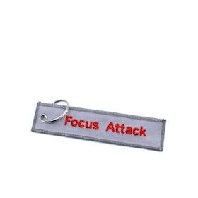 Keychain - Focus Attack