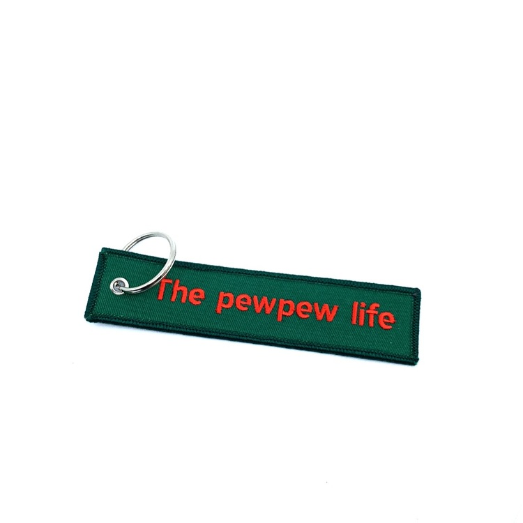 Keychain - The pewpew life