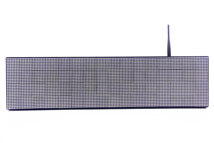LED board for P.I.E. timer