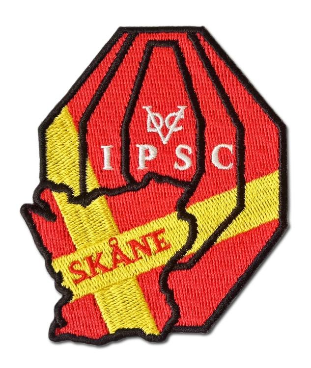 Rangemaster - Skane (Sweden) Target patch