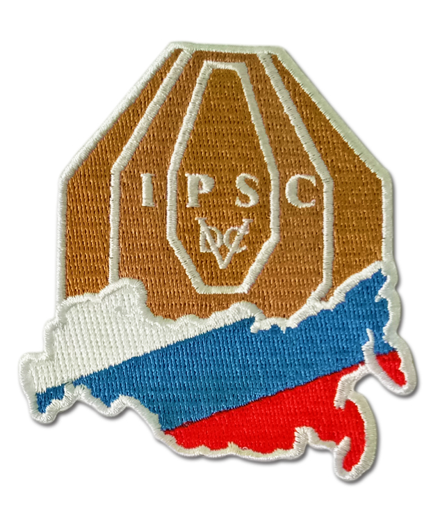 Rangemaster - Russia Target patch