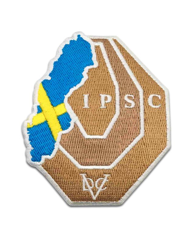 Rangemaster - Sweden Target patch