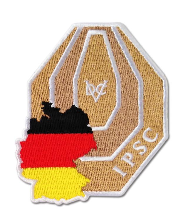 Rangemaster - German Target patch