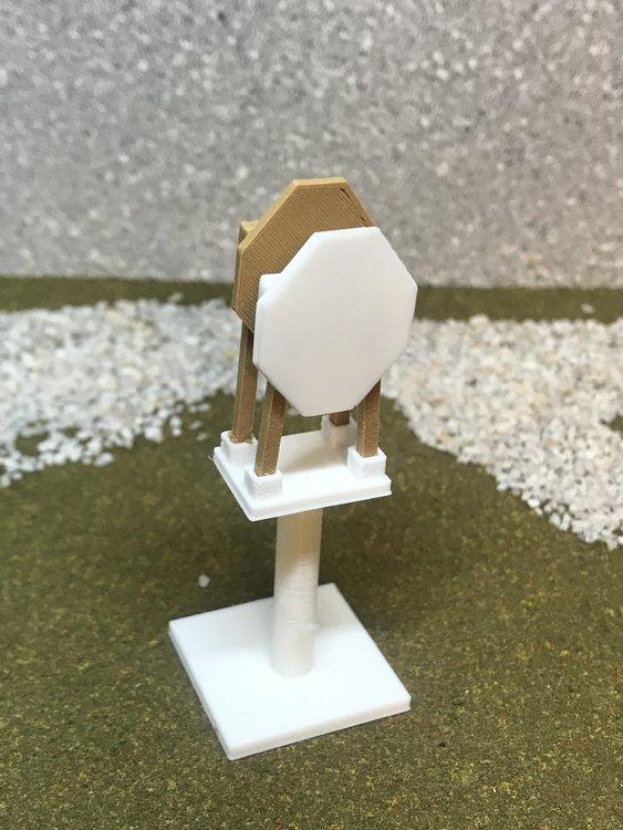 3D Stage Builder - Max Traps