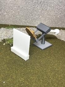 3D Stage Builder - Bobber Target