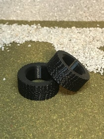 3D Stage Builder - Tires