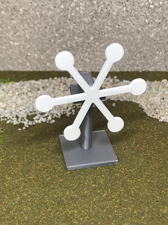 3D Stage Builder - Texas Star