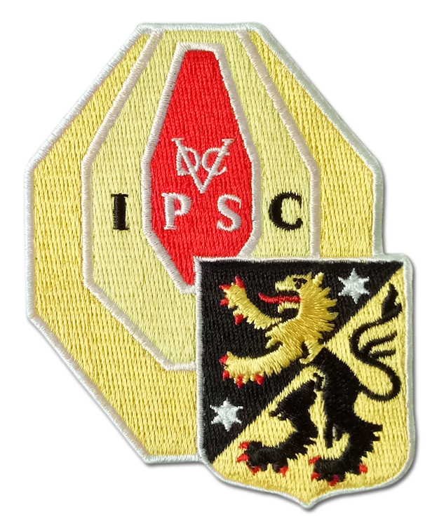 Rangemaster - Östergötland County weapon Target patch