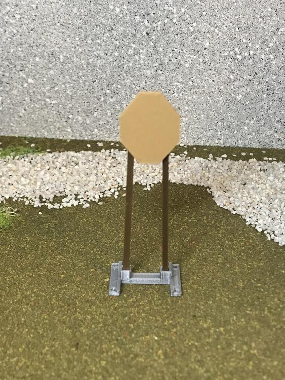 3D Stage Builder - IPSC Target