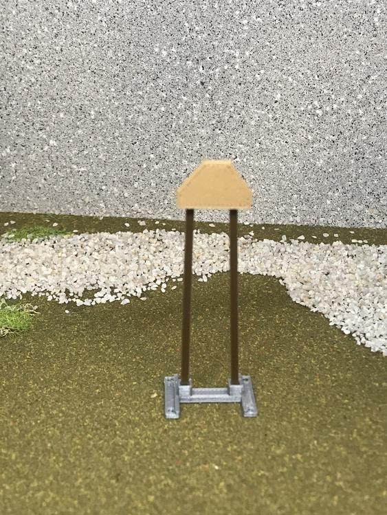 3D Stage Builder - IPSC Half Target