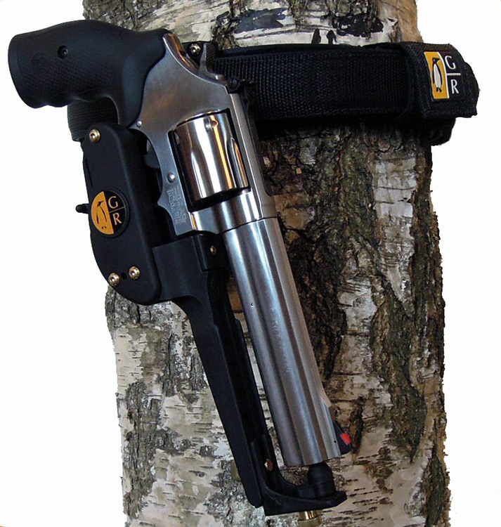 Guga Ribas - Holster GR Revolver