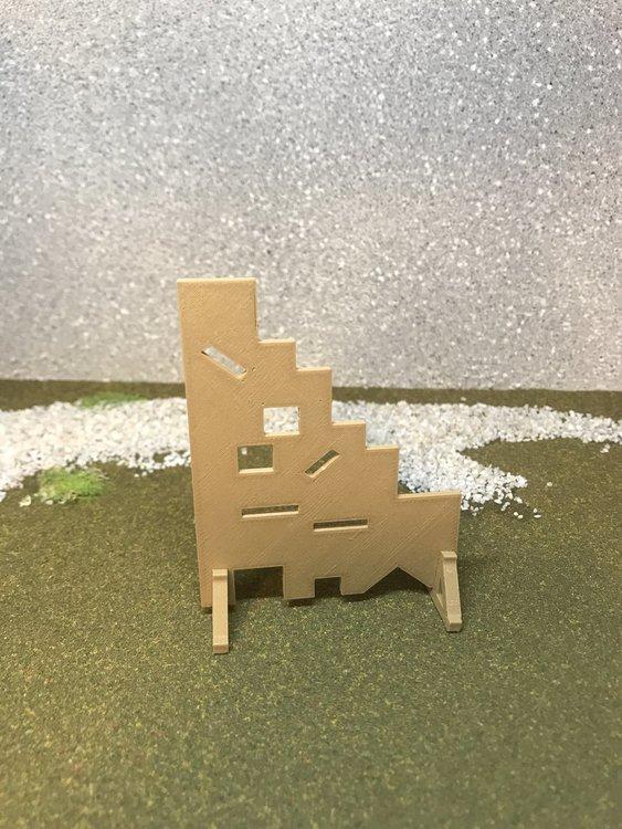 3D Stage Builder - VTAC Barricade