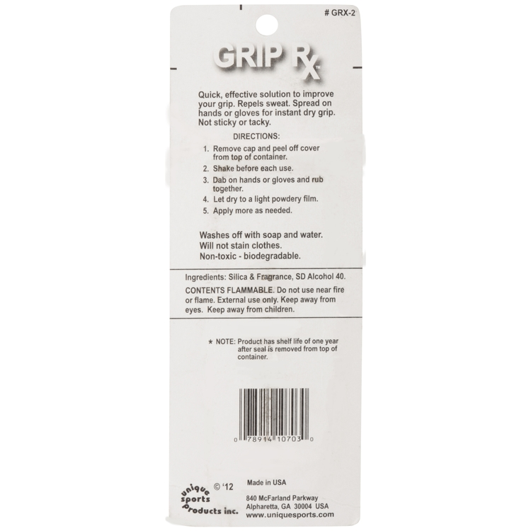 Tourna® Grip Rx™ Grip Enhancer