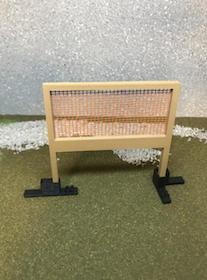 3D Stage Builder - USPSA 120cm/4ft wall