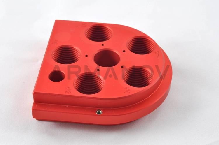 Armanov - Free-Float, Zero-Play Toolhead for Dillon XL650