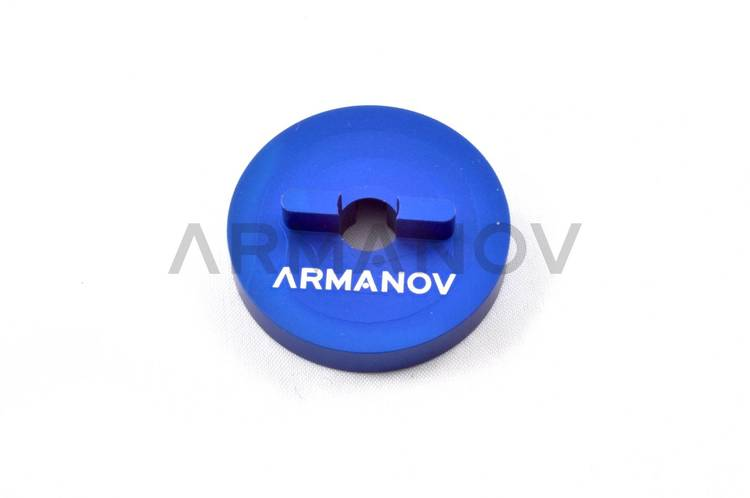Armanov - Drop-In Spacer for Dillon Case Feeder