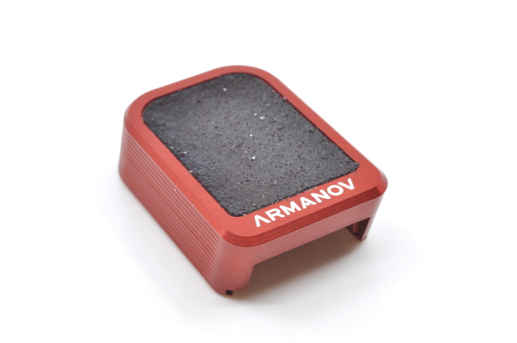 Armanov - Magazine Base Pad +2RND for Sig Sauer P226, X5, LDC – RACE