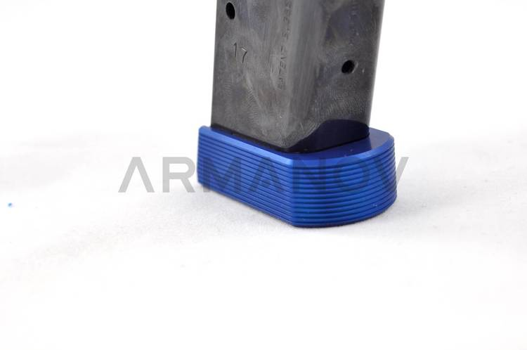 Armanov - Magazine pad for Sig Sauer P226, X-Five, LDC +2RND – ELEGANCE