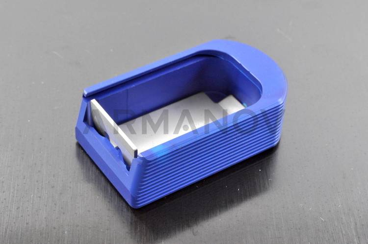 Armanov - Magazine Base Pad for Sig Sauer P226, X-Five, LDC +2RND – MAXXXGRIP