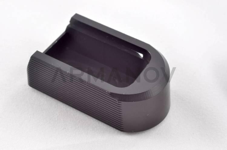 Armanov - Magazine base pad for CZ 75, Shadow2 +2 Rnd – ELEGANCE