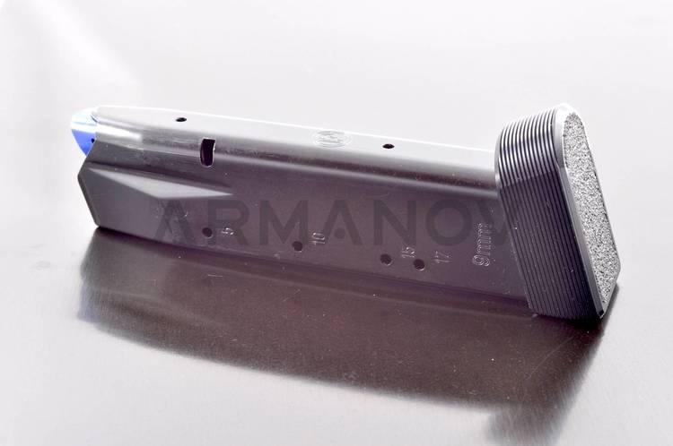 Armanov - Magazine Base Pad +2 Rnd for Shadow2, SP01, CZ 75 – MAXXXGRIP