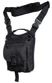 Falco - Shoulder bag with concealed pistol holster (519 MK3)
