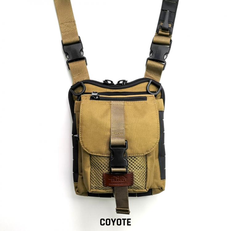 Falco - Large tactical concealed gun bag - (G101)