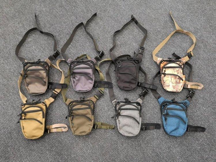 Falco - Leg concealed gun bag - (G113)