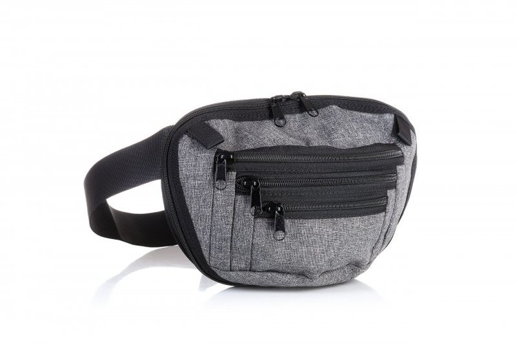 Falco - Large bum bag for concealed gun carry - (G120)