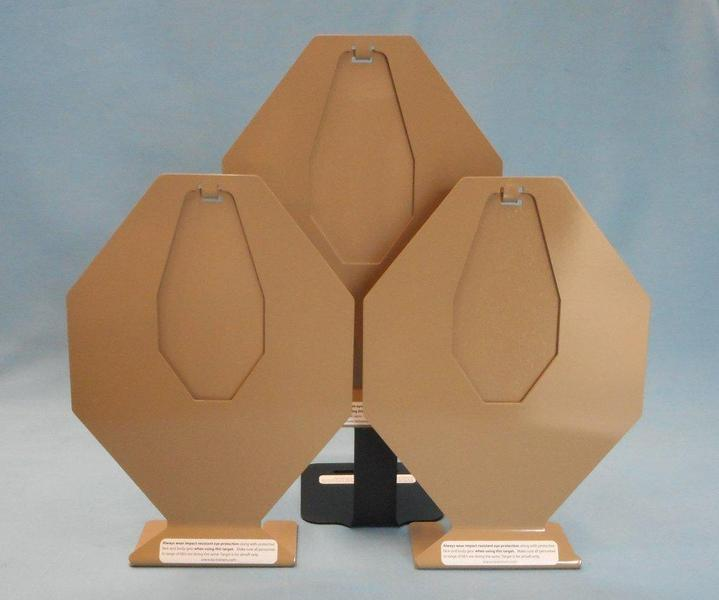 Elevation stand for Tactrainers Targets