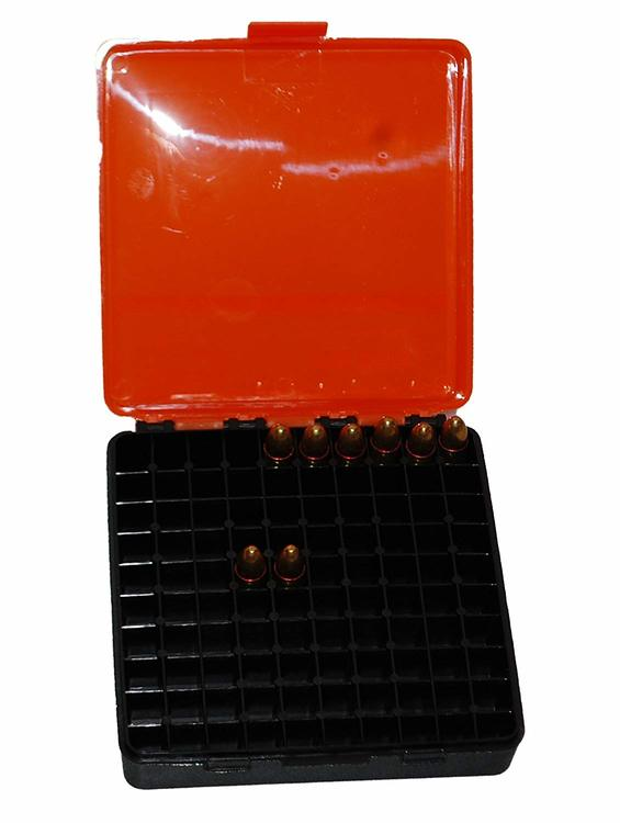 Odeon Ammo Box, 100 rounds