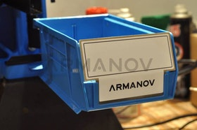 Armanov - Case Bin Stopper for Dillon Case Bin