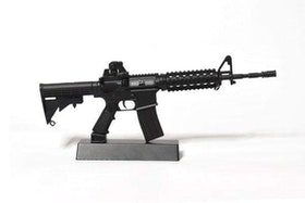 GoatGuns - Mini AR15 - Black