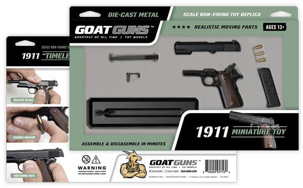 GoatGuns - Mini 1911