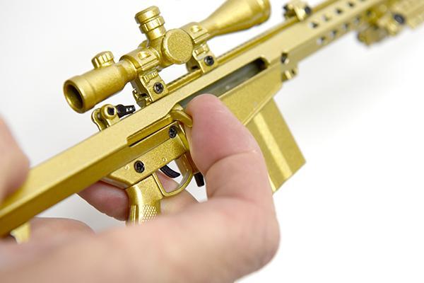 GoatGuns - Mini .50 CAL - Gold