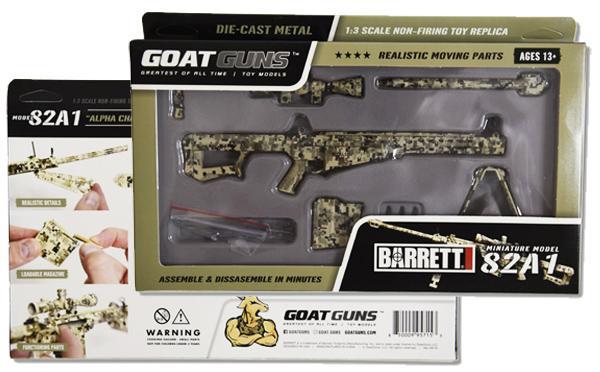 GoatGuns - Mini .50 CAL - Camo
